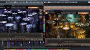 【音源测试】Toontrack Death Metal EZX VS Dark Matter EZX