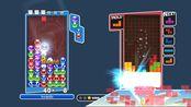 [Puyo Puyo Tetris AI] Zetris (C4W) vs kuraudo (くらうど) (临界时间0)(2)