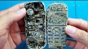 这手机烂成这样,翻新后还能用吗?一起来看看