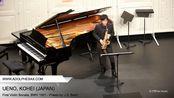 【萨克斯】上野耕平《巴赫第一小提琴奏鸣曲急板》(First Violin Sonata, BWV 1001 - Presto by J.S. Bach)