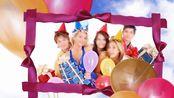 362精美漂浮在空中的气球生日快乐祝福视频ae模板ae下载 快手抖音 会声会影 edius pr ae片头 宣传片 视频素材 视频制作