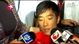 刘翔:今天上午抵沪  首要任务术后康复[东方新闻]