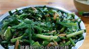 木桶饭吃的快餐,12块钱的韭菜河虾,