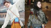 搞定三月乱穿衣过渡季,迪丽热巴刘诗诗杨幂这些春季搭配太实用!