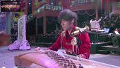 周杰伦的《菊花台》现场!罕见地弹奏古筝,唱得最清楚的一次