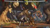 不义联盟2:黑亚当VS达克赛德,两次大招都被防御,好气呀