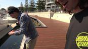 【滑板老顽童】Maurio McCoy's VX Deck vs. The Water, Not Again !
