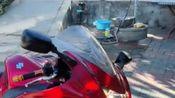 头大身小的摩托车适合做特技车吗?这辆铃木的可以吗?