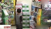 【南昌】7岁童拿老爹钻戒换零食