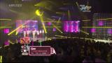 090626.音乐银行.SJ+SHINee+2PM+2AM+SNSD.Gee众男团模仿少女时代gee