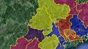 广东城市等级划分,你的家乡是几线城市呢