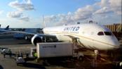 【YouTube】联合航空 波音787-10 商务舱飞行报告(纽瓦克 - 巴黎)