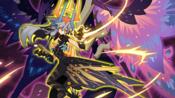 【赛尔号巅峰】 天遗神枪的先制,光之惩戒的输出,幽蝶起舞!