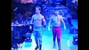 NO.143 绝版合辑版 The Rock & Edge vs.Eddie Guerrero &  Benoit(爆精彩)