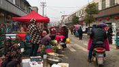 安徽阜阳:看看农村人怎样赶集买东西,样样俱全,卖啥的都有