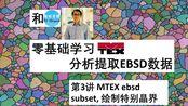 第3讲 MTEX ebsd subset, 绘制特别晶界