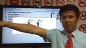 驾校考驾驶证学员最怕的科目一科目四交警手势题目视频详解
