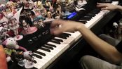 【触手猴/Marasy8】 アルカリレットウセイ (Alkali Rettousei)を弾いてみた【ピアノ】