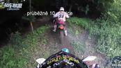 机车联盟 超级越野摩托车耐力赛ktm 250 exc-f比赛实拍