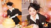赵丽颖32岁生日冯绍峰送上甜蜜祝福,只有短短6个字却饱含深情