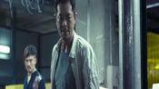 杀破狼3:古天乐凭实力一砍三,打斗场面看得人心惊肉跳