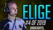 【CSGO】EliGE - BEST NA PLAYER! - HLTV.org's #4 Of 2019 (CS:GO)