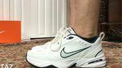 耐克/Nike Air Monarch IV M2K Tekno 老爹鞋男女复古跑鞋 415445