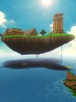 晓丁我的世界空岛之旅