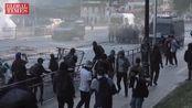 外媒:暴乱已致3人死亡,智利宣布首都圣地亚哥实施宵禁
