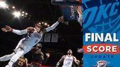 20日NBA头条:步行者0.9秒绝杀 韦少狂砍46分难救主