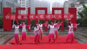 宜昌运河k歌团队双节大联欢[舞蹈]