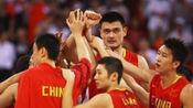 """经典回顾:2008年北京奥运会中国男篮十佳球!我们曾经的""""梦之队"""""""