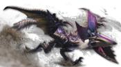 【MHWI】PC 黑狼鸟3分28秒 TA喷翔大剑