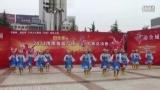 筷子舞..蒙古新娘渭南电视台首届广场舞大赛第二名