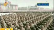 早安山东-20120416-朝鲜:纪念金日成百年诞辰,平壤举行大规模阅兵