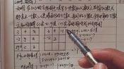 2009淄博如图,在3×3的方阵图中,填写了一些数和代数式