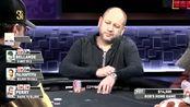 德州扑克:Rob's home game 高额常规桌 Day3 07