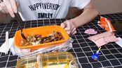 外卖17元点的鱼香肉丝希望美味快餐不是用4元调料包做的。
