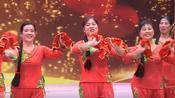 双帕广场舞《一起红火火》音乐动感,轻松愉快,易学还有益身体!