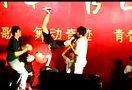 河南经贸工艺美术系07(3+2)及09级毕业晚会,07装潢《归忆》