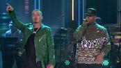 【欧美顶级现场】J Balvin和Nicky Jam做客肥伦秀,现场演唱热单《Mi Gente》和《X》