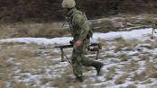 用ЗВО狙击手对СВД步枪射击的准确性进行训练