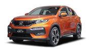 东风本田新款XR-V申报信息 推全新1.5T车型