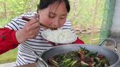 胖妹自制家庭版回锅肉,香辣入味超解馋,一口饭一口肉看着直流口水