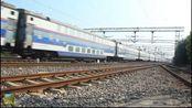 最初的T56次,如今的T4235次,回忆双层火车8年间车次变化过程