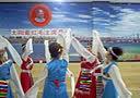 2.帽盔山党员活动站纪念毛主席121周年诞辰【追梦模特队.舞蹈】3分43秒