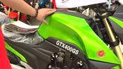 大排量摩瑞MT400cc双杠水冷摩托街车跑车!
