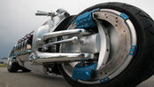 """世界上""""最强悍""""摩托车,造价3.5亿时速达到600km!全球限量45辆"""