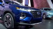 现代全新Sante Fe,朴实又稳重,实用性最强的SUV可能就是它了!