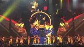 周杰伦魔天伦演唱会一首《龙拳》,早期中二伦的作品